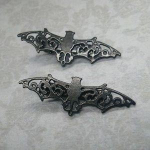 Accessories - Set of 2 bat hair clips